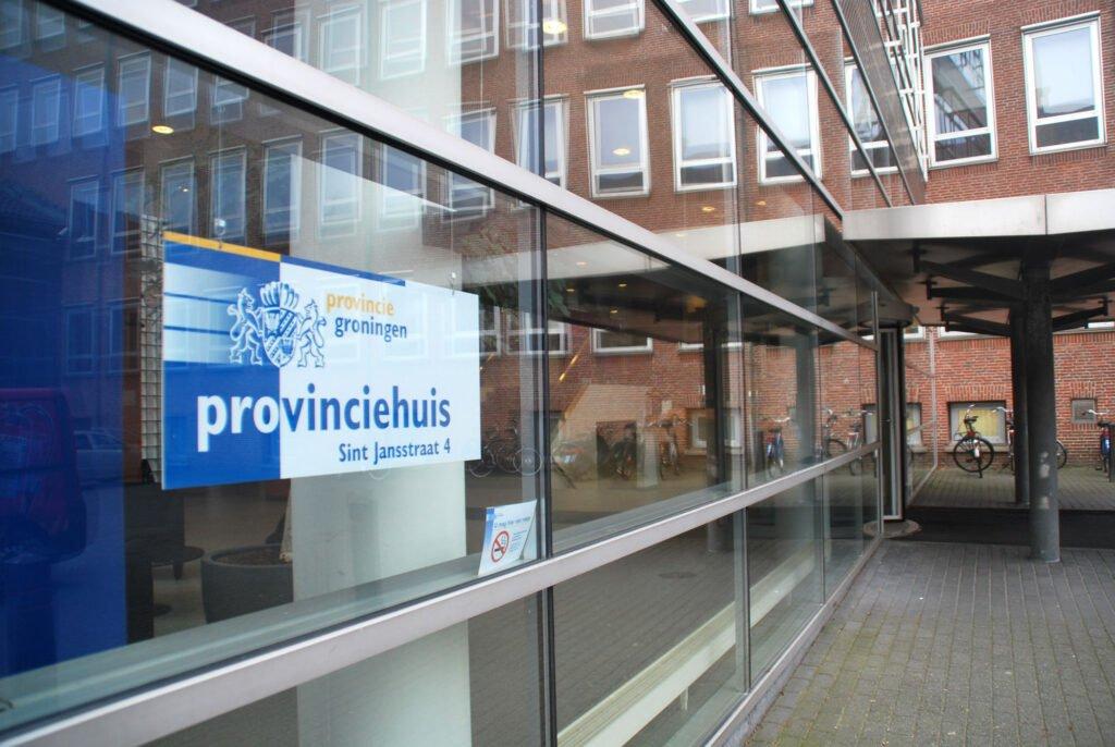 Provinciehuis-Groningen